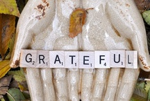 ...give thanks in November