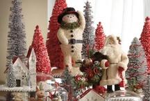 Christmas / Holiday decorating / by Pam Kromenacker