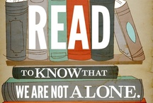 Books and Their Nooks / Books I enjoy and their reading spots / by Pam Kromenacker