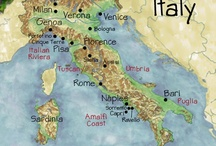 Bella Italia / Italian cities and country / by Pam Kromenacker