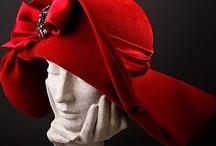 Chapeaus / Beautiful hats / by Pam Kromenacker