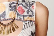 Boho is new Ethnic / Everything ethnic and bohemian inspired, jewelry, clothing, home decor / by Natalka Pavlysh