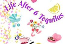 'Life After 6 Tequilas' by Gina Rossi - in e-book and now in paperback too / Can upbeat wedding planner - single, London mum, Beth - make a life with unlikely Georgian immigrant, Davit? You bet.