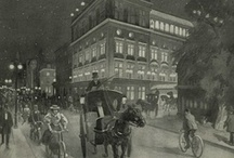 Gilded Age America / How and where the American heiress lived, ate, and partied.
