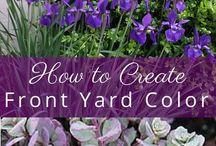 ...garden dirt / Tips for happy gardening