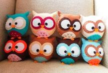 hiboux/ uilen/ owls