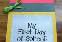 Back to School Fun for Kids / Fun and creative activities for back to school.