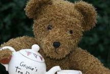 ours en peluche/ knuffelbeer/ teddy bears / by Sylvie Hemeleers Mistic Photografie
