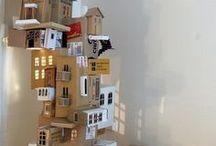 maison de poupée/ poppenhuis/ dollhousse
