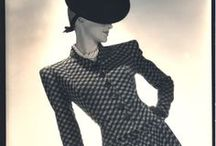 Vintage Musings / Whatever sparks my imagination. Particular fan of late 30s-early 40s, and early 60s fashions.