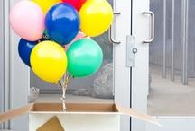 Birthdays / by Meghan Barnett