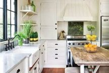 Kitchen / by Chelsea Gerow