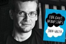 John Green / This is a collection of everything John Green. Nerdfighters unite!