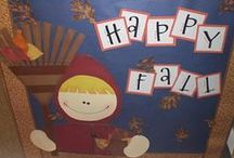 Fall in the Classroom / Fall crafts, activities, book recommendations, and teaching ideas for your primary classroom