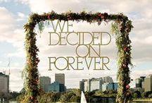 Wedding ideas / Wedding, bridesmaids, grooms and all the fun / by Natalka Pavlysh