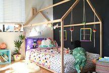 KINDERZIMMER// Deko, Einrichtung, Ideen / Kinderzimmer, gestalten, einrichten, dekorieren, Ikea Hacks, DIY, Ideen für kleine Räume