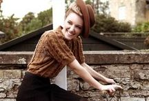 Vintage inspired / style for a vintage inspired girl / by Natalka Pavlysh