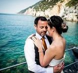 Wedding Photography in Liguria / Here you can find a selection of the weddings we shooted in Liguria