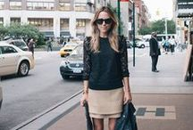 Street Style / by Morgan Lucey