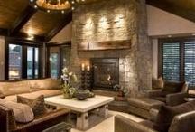 Home Decor Ideas / by Sarah O'Brien