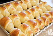 Breads, Rolls, Muffins, and Biscuits / by Julie Weimer