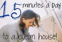 Cleaning Tips / by Julie Weimer
