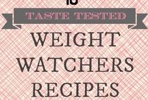 Weight Watcher Recipes / by Julie Weimer