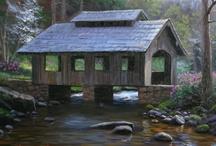 Covered Bridges / by Julie Weimer