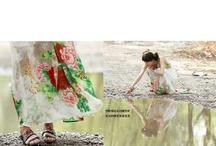 Summer Lookbook - Asian Folk