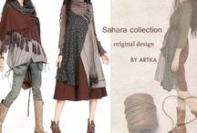 Artka collection :: Sahara
