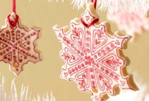 Christmas biscuits / Inspiration for your Christmas biscuit and cookie decorating. We love these ideas ...