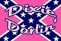 Dixie Joy / Southern is state of mind & where you were born.