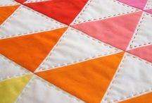 Hand Quilting...