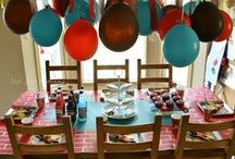 Kid's Party Ideas / by Kelly Abraham