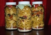 Homemade Mixes in a Jar