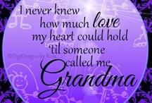 ♥Grandma's Hugs are Free♥