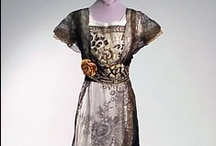 Beautiful Clothing / Mostly Edwardian and 1920s dresses and some hats