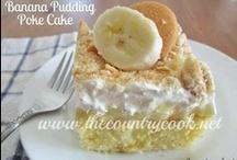 ♨ Poke Cake Recipes ♨