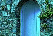 DOORS and WINDOWS / by Erlinda Kantor