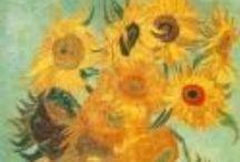 ART - VINCENT VAN GOGH / Collection of Vincent Van Gogh's paintings / by Erlinda Kantor