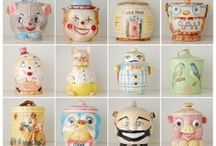 Cookie Jars / by Rochelle Steele McClain