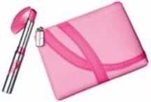 Think Pink!  / These products all give back to Breast Cancer Awareness. / by Everyday Health Beauty