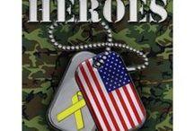 Patriotism / Heroes, Patriotic Days, & Red, White, & Blue