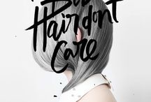 Hair inspo / by Renée Bugg