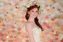 2015 Cicada Bridal / Elegant romantic gowns for the indie bride