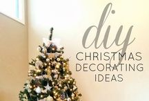 Deck the Halls / Time to get festive and decorate your home for the holidays