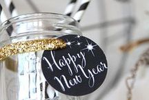 Ring in The New Year / Get ready to welcome the New Year in style