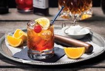 Winter drinks recipes / From glitzy cocktails to steaming cups of mulled cider, you're bound to find the perfect seasonal drink recipe to ward off the winter chill.