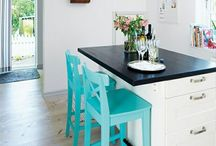 House of Turquoise / accent your home with the color turquoise