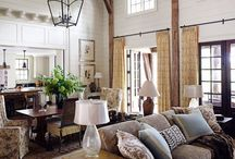 High Elevation Style / Be drawn in to the comforts of a beautiful home set in the mountains.  / by Charleston Forge